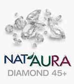 Nat'Aura Diamond 45+
