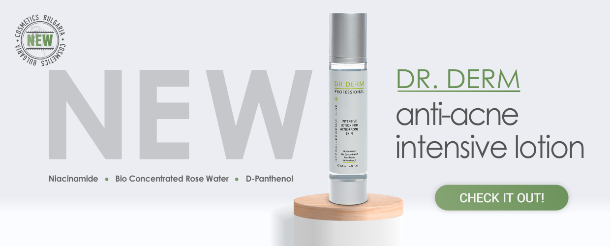 Intensive Lotion for Acne-Prone Skin Dr. Derm Professional!