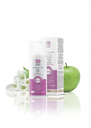 Регенериращ BB крем 6в1 за суха и чувствителна кожа Light Bodi Beauty