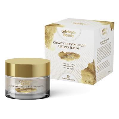 Gravity-Defying Face Lifting Serum Celebrate Beauty