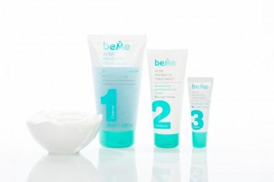 BeMe- Нова пробиотична грижа против акне