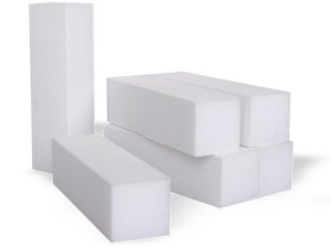 Бял блок за полиране 200 SNB