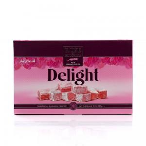 Локум с розово масло Delight Biofresh