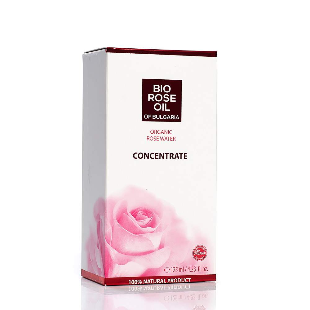 Био концентрирана розова вода Bio Rose Oil of Bulgaria Biofresh