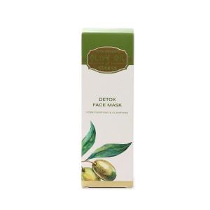 Детокс маска за лице Olive Oil of Greece Biofresh