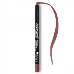 Waterproof mineral lip gel-liner Nude 002 Bellapierre Cosmetics