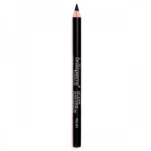 Mineral eye brow liner Midnight Black Bellapierre Cosmetics