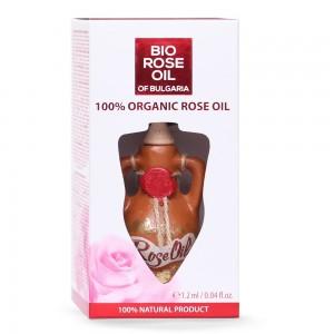 Органично българско розово масло Bio Rose Oil of Bulgaria Biofresh