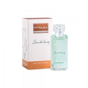 Свеж и чувствен парфюм Nat'Aura Save the Beauty Biofresh