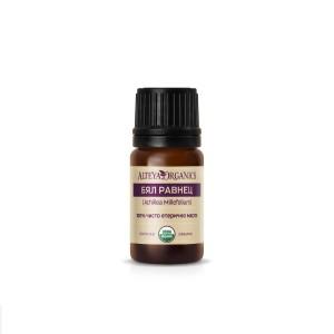 Bio organic blue yarrow essential oil Alteya Organics