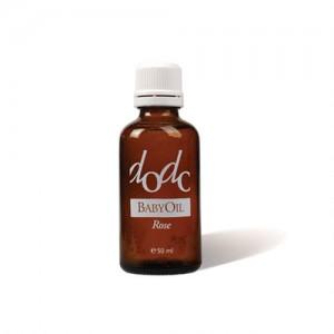 Органично бебешко масло с екстракт от роза Dodo Ecomaat