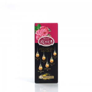 Масло Anti-age Oil Complex 6  Natural Rose Arsy Cosmetics
