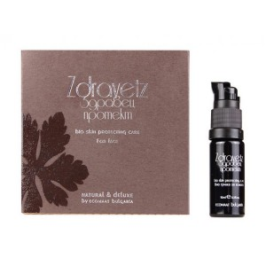 Маслообразен флуид за лице, деколте и шия Здравец Natural & deluxe Ecomaat