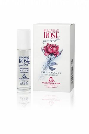Рол-он парфюм с роза и екзотични плодове Signature Spa Българска Роза Карлово