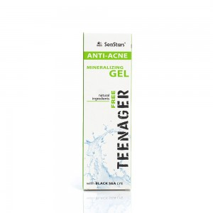 Anti-Acne mineralizing exfoliating gel Teenager Seastars