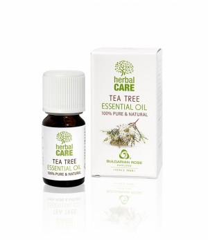 100% етерично масло от чаено дърво Българска Роза Карлово