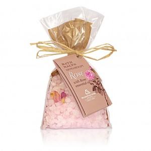 Bath salts with rose Spa and aromatherapy Bulgarian Rose Karlovo