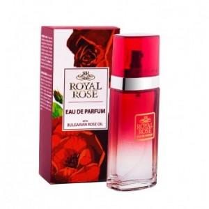 Дамски парфюм с розово масло Royal Rose