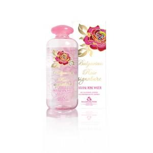 Натурална розова вода Bulgarian Rose Signature 500 мл.