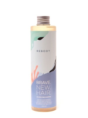 Шампоан за увредени коси Reboot от Brave New Hair