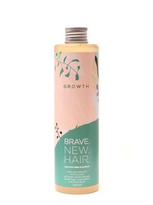 Шампоан Growth за стимулиране на растежа от Brave New Hair