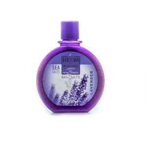 Bath salts with lavender extract Herbs of Bulgaria Biofresh