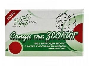 Soap with zeolite Farer Bulgaria