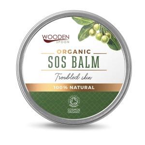 Органичен SOS мехлем за проблемна кожа Wooden Spoon