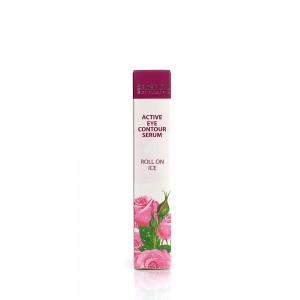 Активен серум за околоочен контур  с розово масло Regina Floris Biofresh