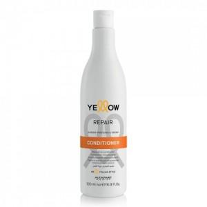 Възстановяващ балсам за коса с бадемови протеини и какао Repair Yellow