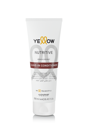 Подхранващ балсам с арган и кокос Nutritive Yellow