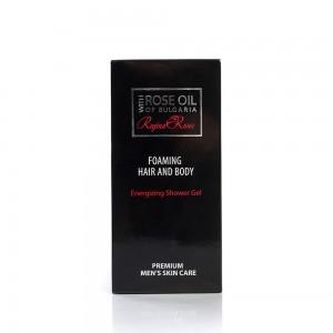 Енергизиращ душ гел за коса и тяло Regina Floris Biofresh
