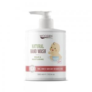 Натурален течен сапун за бебета и деца Wooden Spoon