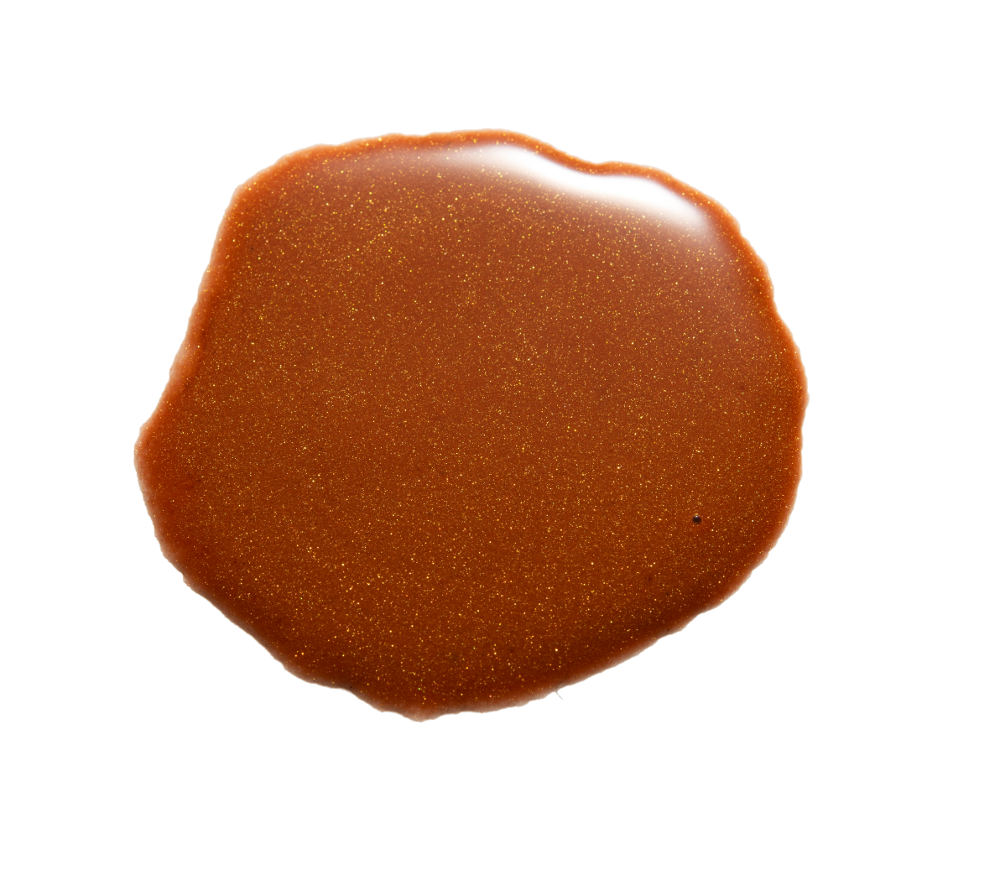 Сухо бронзиращо олио със златни частици Body Lush