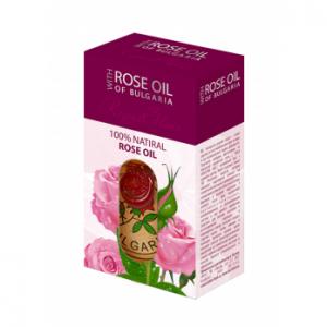Натурално българско розово масло Biofresh