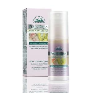 Супер активен гел-скраб за мазна и проблемна кожа Pirin Dream Bodi Beauty