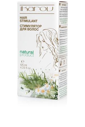 Hair growth stimulant Ikarov
