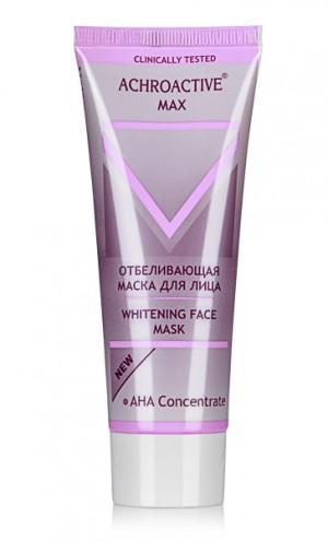 Избелваща маска за лице Achroactive Max Rosa Impex