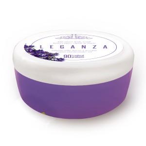 Скраб за тяло с лавандула и йогурт Leganza Rosa Impex