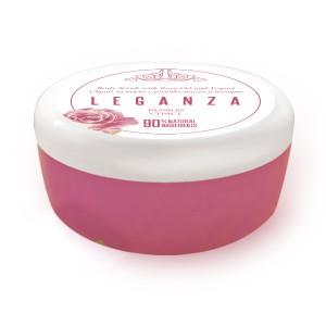Скраб за тяло с розово масло и йогурт Leganza Rosa Impex
