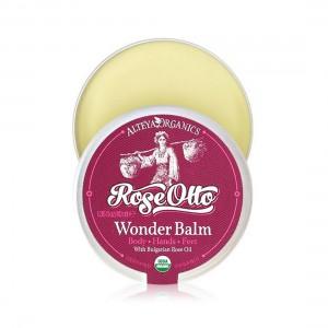 Био органичен универсален балсам с българско розово масло Alteya Organics