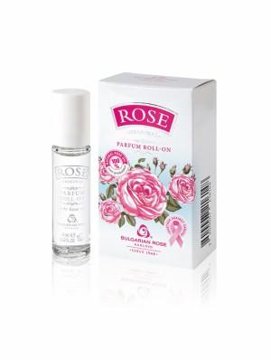Парфюм с натурално розово масло Rose Българска Роза Карлово