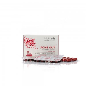 """Dietary supplement """"Acne Out"""" Biotrade"""