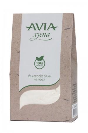 Natural Bulgarian white Fuller's Earth clay Avia